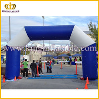Inflatable sealed arch for race, inflatable air tight arch, inflatable gate for sport