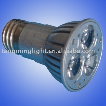 High-Luminance led lamp JDR E27-8 (CE/RoHS)