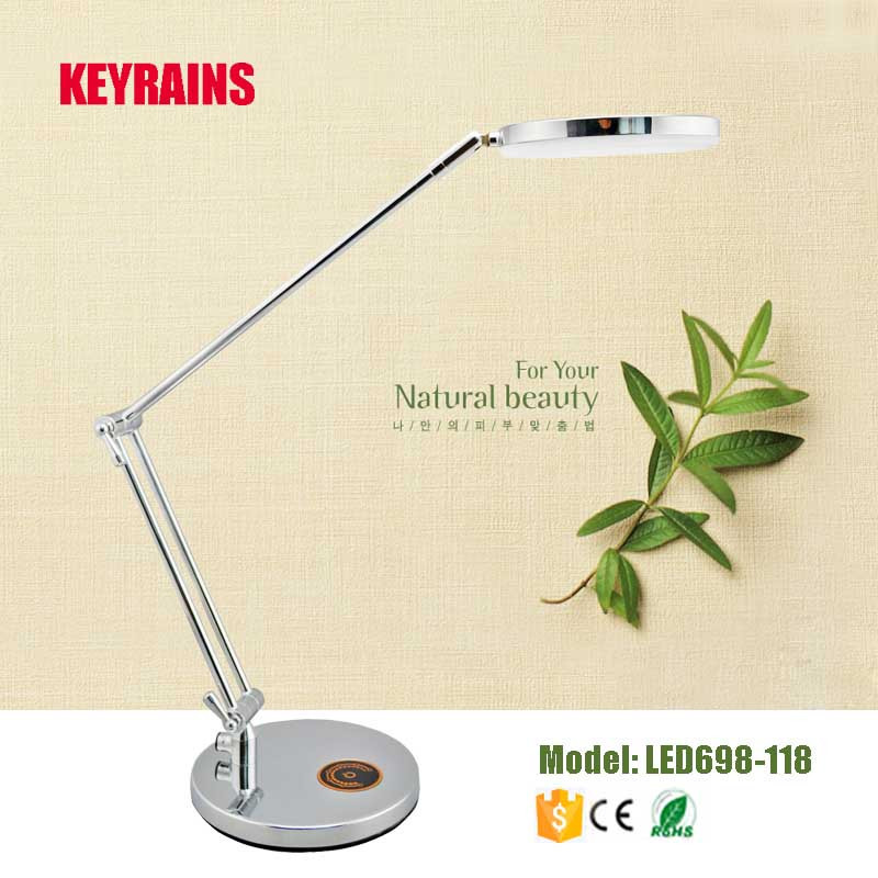 AC110-240v magnifying table lamp