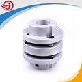 OD82mm large flexible disc coupling with keyway