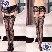 Sexy Hot Lady Fishnet hosiery Women Patterned Stockings Sheer Black Tight