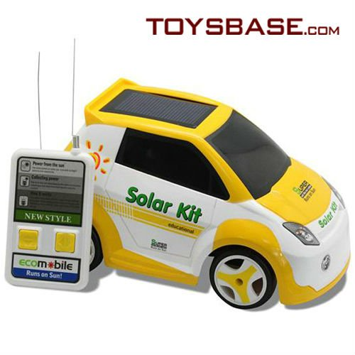 RC Car Solar Toys for Kids