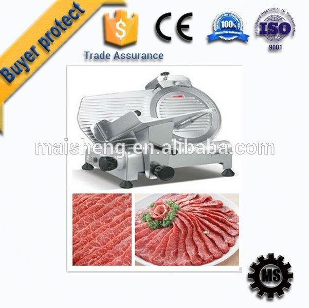 automatic frozen meat slicer with factory price