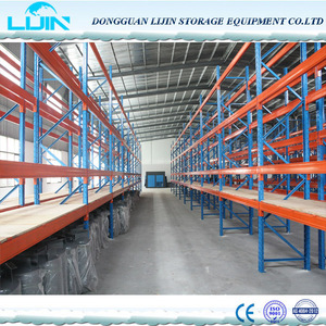 Heavy Duty Storage Solids Control Equipment Rack