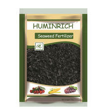 Huminrich Regulate Plant Fast-Growing Organic Humate Dried Seaweed Extracts Flake Fertilizer