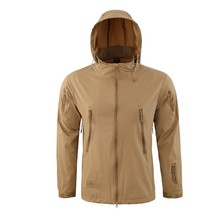 Wholesale new design waterproof breathable side stretch fabric softshell jackets with concealable hood