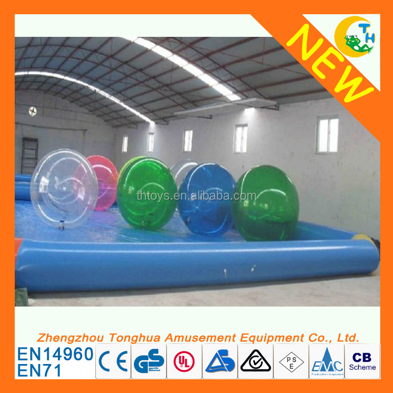 China fashion waterballs design,super quality bubble ride inflatable water walking ball