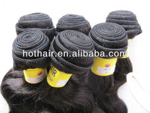 2013 Unprocessed Remy Hair 100% Human Hair KBL Virgin Brazilian Hair