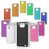 Bling Luxury Hard Case Cover Fits for Samsung Galaxy S2 i9100