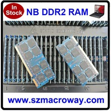 hot new products China Manufacturer Notebook Ddr2 2gb 800mhz Ram Memory