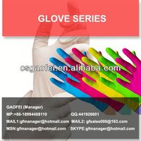 latex dots gloves