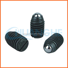 High quality ball plunger slotted set screw