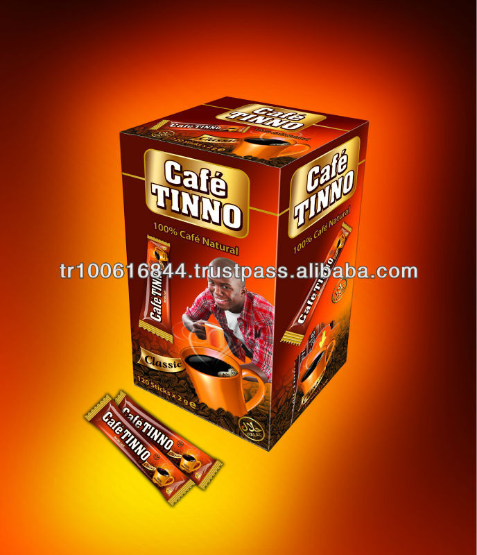 2 GR CLASSIC COFFEE -STICK PACK - CAFE TINNO