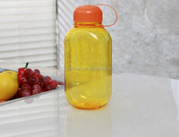 New Design Lovely pet Portable Bike Sports Unbreakable 500ml Plastic Water Bottle Drop High Quality Hot Selling