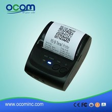 Mini Mobile Bluetooth Thermal Printer with Battery
