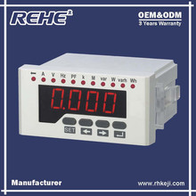 Free Sample Available Multifunction Digital Panel Digital Multimeter with RS-485 RH-D41