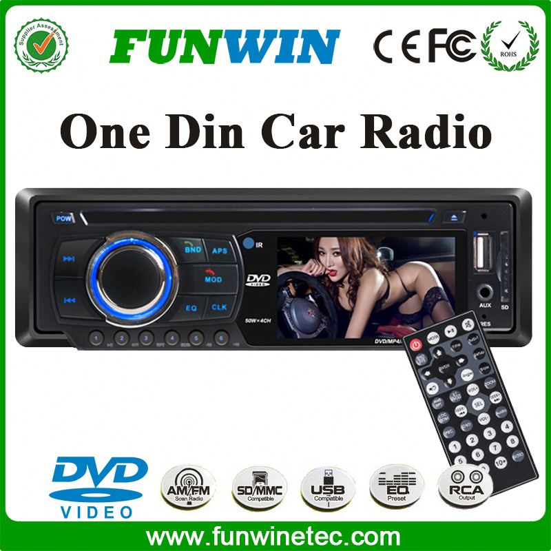 3'Screen Car Audio Mp3 USB Player With Car Bluetooth Stereo