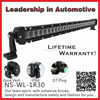 "NSSC Auto Electrical System 40"" Truck LED Light Bar 240w Off Road"