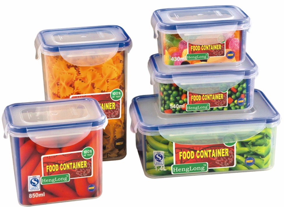 Wholesale Plastic Vacuum Food Storage Containers Wholesale Airtight