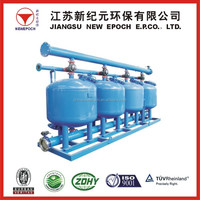 water treatment plant for activated carbon manufacturing filters plant