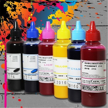 Transfer Printing Type korea dye sublimation ink for mug-100ml(GSB-PI05)