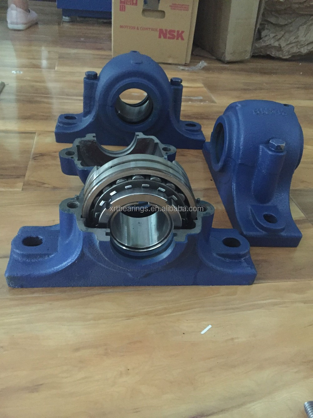 High quality pillow block bearing SNL515 bearing housing unit 22215EK+SNL515+H315 ball bearing