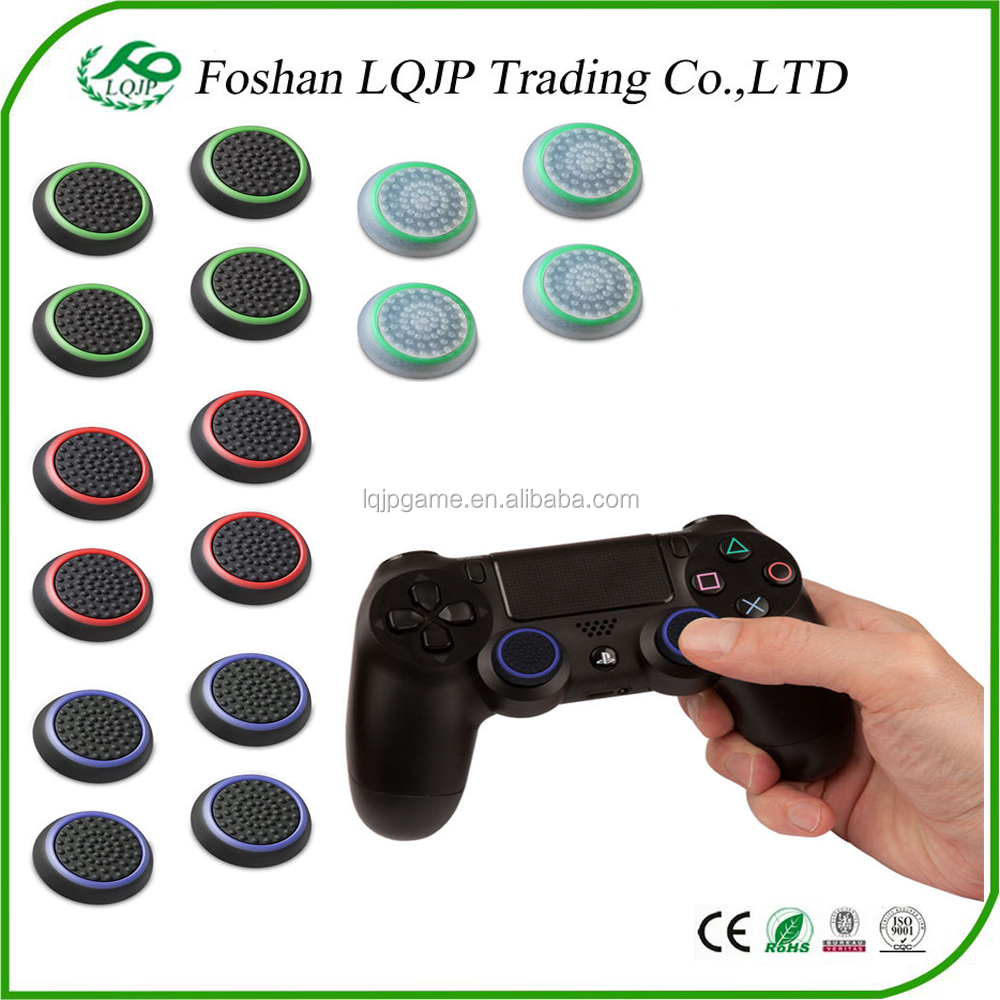 Controller Joystick Thumbstick Cover Caps Grips for PS4 for PS3 for XBOX for Wii U stick Cap