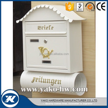 powder coating apartment mailbox made in Guangdong