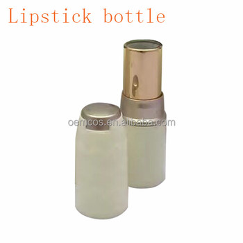Acrylic Cosmetic Makeup Travel Design Empty Lipstick Tube Lip Bottle Container