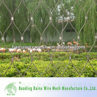 Animal cages zoo mesh fence panel