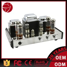 Professional stereo tube amp EL34 tube amplifier kit PP-34c