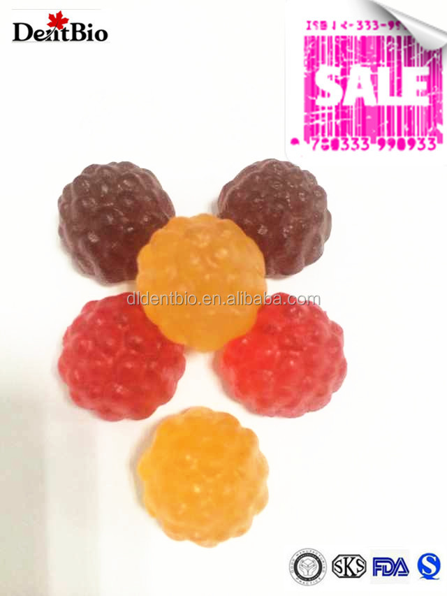 Hot sell jelly candy gummy candy