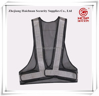 Reflective Roadway Safety Vest for Running and Cycling