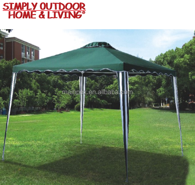 Hot Sell Chinese 3*3M Metal Frame Folding Portable Garden Outdoor Gazebo With Canopy
