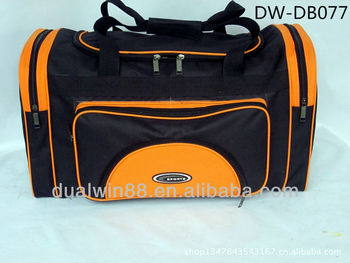 Professional duffel sport gym bag producer