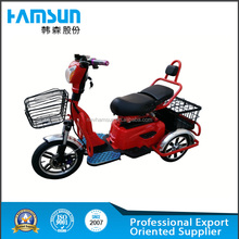Manufacturer supply Mini design 500W passenger electric tricycle for 1+1 seater old people battery operate tricycle