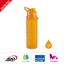 Collapsible Sports Water Bottle