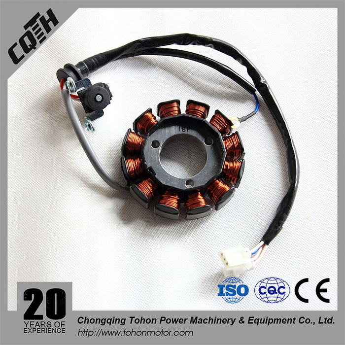 MOTORCYCLE MAGNETO STATOR FOR YBR125-12 E3 Model