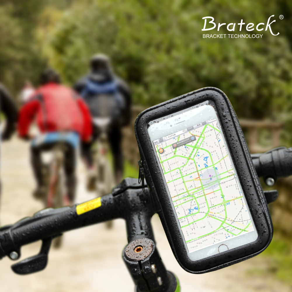 Waterproof Mobile Phone Bicycle Mount Case Mobile Holder