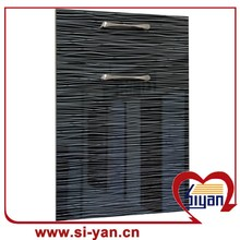promotional wooden kitchen doors gloss laminate