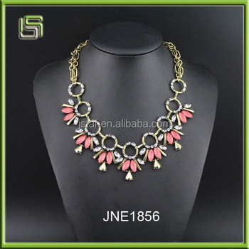 New arrival wholesale cheap trendy necklace 2014