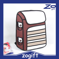 ZOGIFT Fashion Design Nylon School Backpack, Canvas School Backpack Wholesale