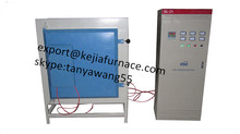 scrap melting muffle oven furnace / metal melting electric furnace / kiln