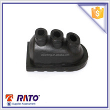 motorcycle step rubber motorcycle footrest parts for Cross-country motorcycle