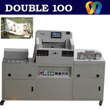 China most professional manufacturer 7 in 1 album photo book making machine price