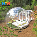 Outdoor Bubble Tent House, Transparent inflatable dome house For Sale