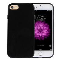 Multicolor TPU Gel Silicon Case Mobile Smartphone Back Cover Cases for iPhone 7