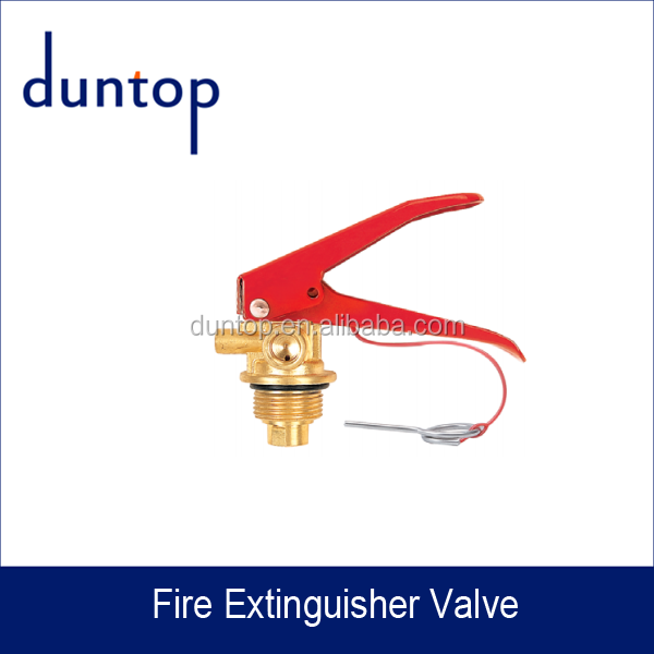 Dry Powder Fire Extinguisher Valve,Fire Extinguisher Spare Parts for sale