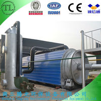 Scrap copper wire recycling machine plant with high oil yield