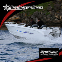 16ft Aluminum Speed Motor Boat For